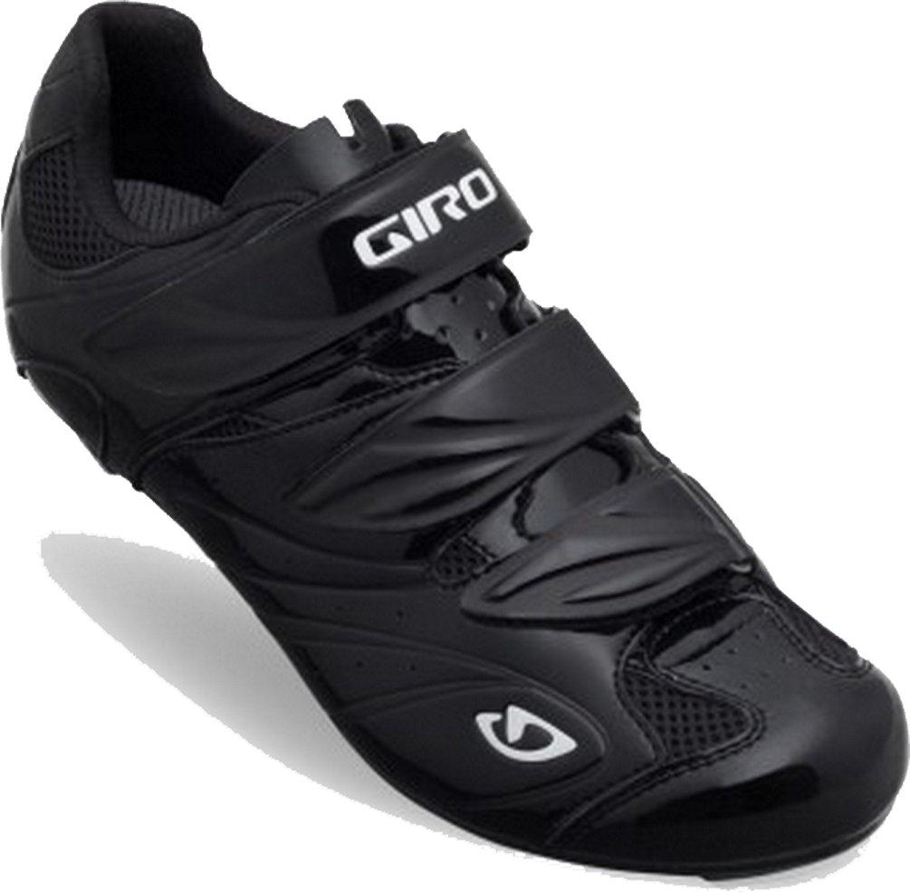 Giro Women's Sante II Shoes, Black/White, Size 38