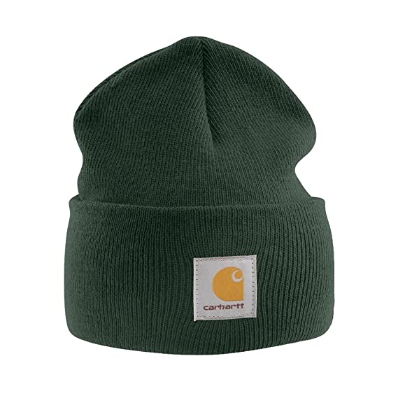 Carhartt A18 Bonnet beanie Watch hat (vert foncé , darkgreen)