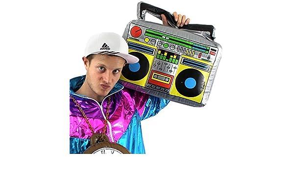 German Trend Seller® - hinchable Radio XXL & # x2503; Ghetto ...