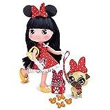 I Love Minnie Doll with Pet