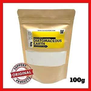 DENutrients 100% Food Grade Diatomaceous Earth (100g)