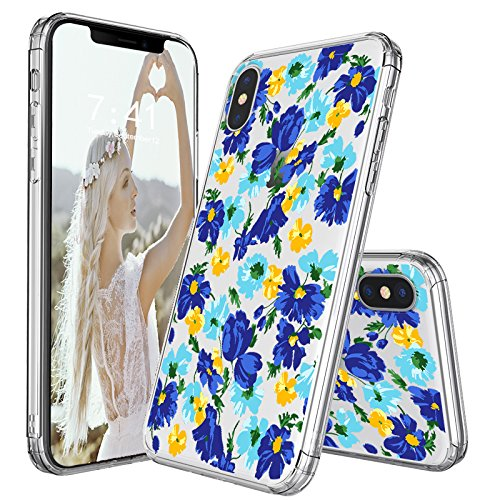 Floral-Case-for-iPhone-X-1