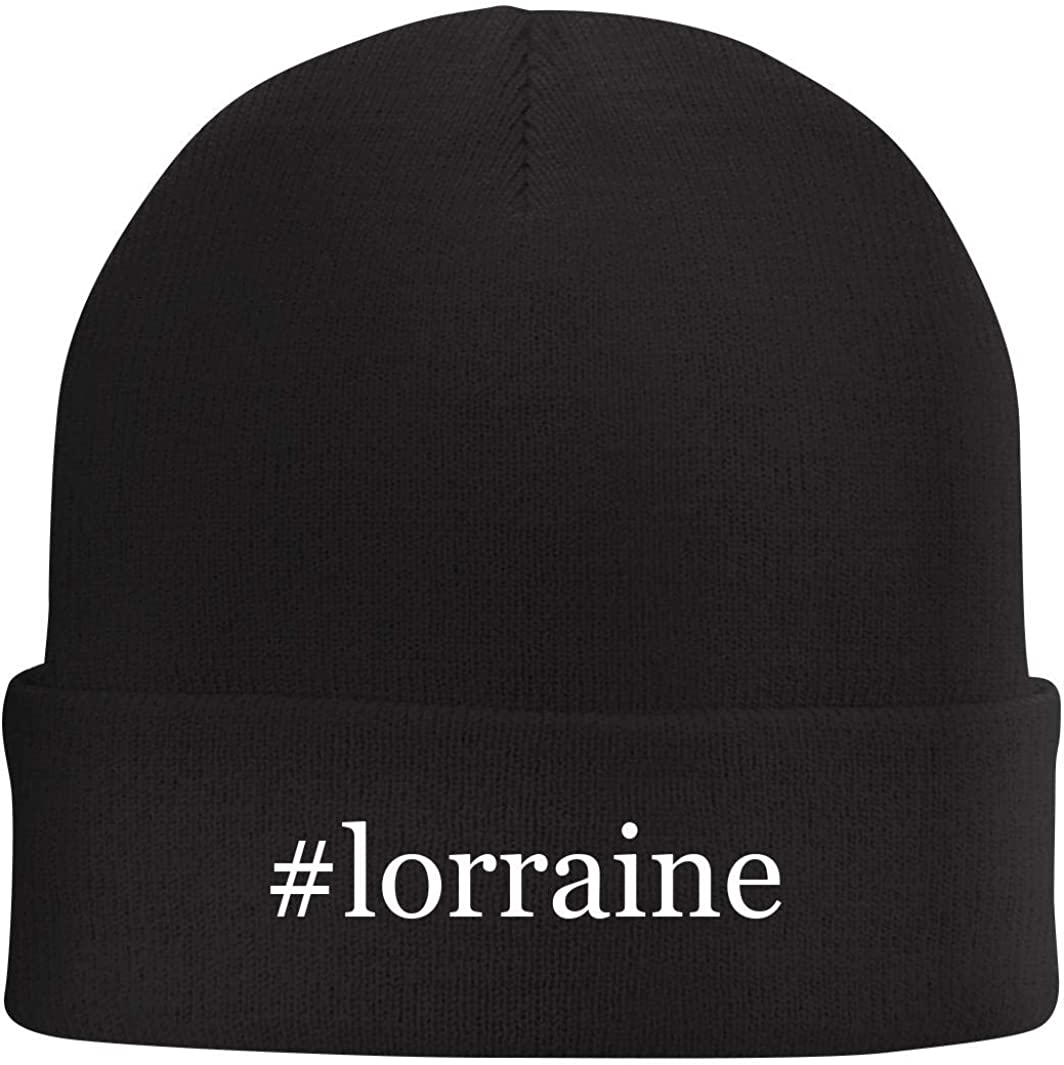 Tracy Gifts #Lorraine - Hashtag Beanie Skull Cap with Fleece Liner
