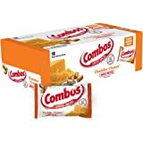 COMBOS Cheddar Cheese Pretzel Baked Snacks 1.8-Ounce Bag 18-Count Box