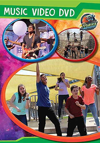 Vacation Bible School (VBS) 2019 To Mars and Beyond Music Video DVD: Explore Where God's Power Can Take -