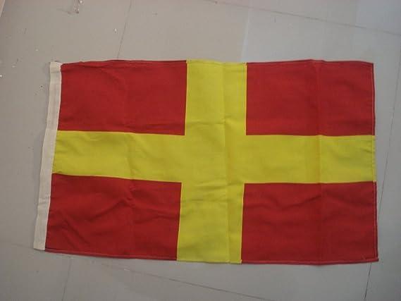 "Marine Code Nautical // Boat 16/"" X 28/"" B LARGE FLAG Naval Signal Flag"