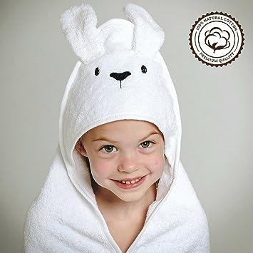 Modern baby hooded towels