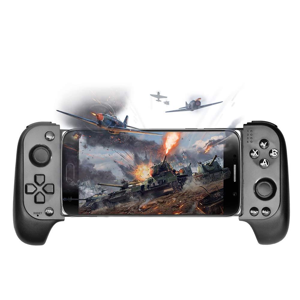 Amazon com: ElementDigital Gamepad Wireless Bluetooth