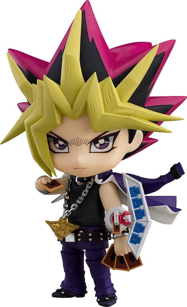 Good Smile Yu-Gi-Oh!: Yami Yugi Nendoroid Action Figure, Multicolor