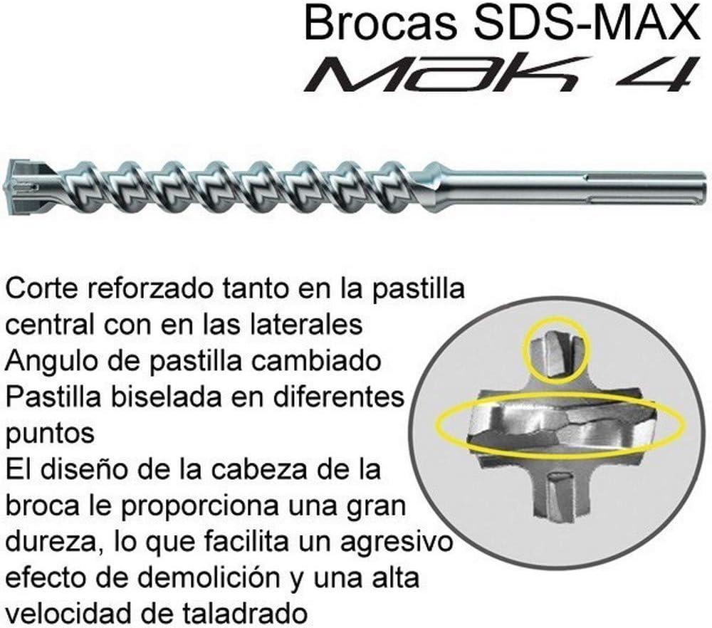 Foret /à b/éton SDS Max 340 mm /Ø 18 mm