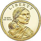 2017 S Native American Dollar 2017 Enhan