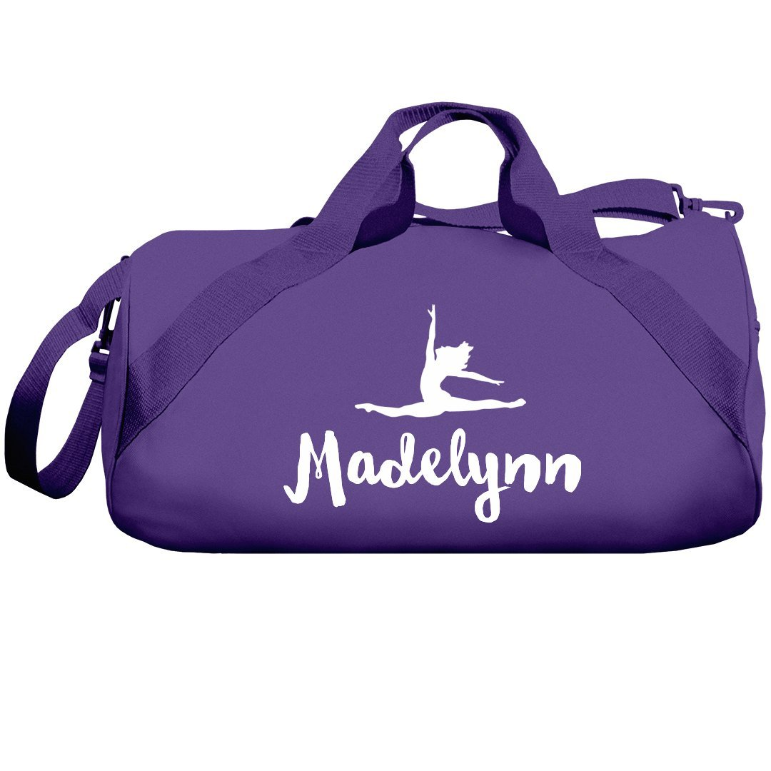 Madelynn Girls Dance Duffel Bag: Liberty Barrel Duffel Bag