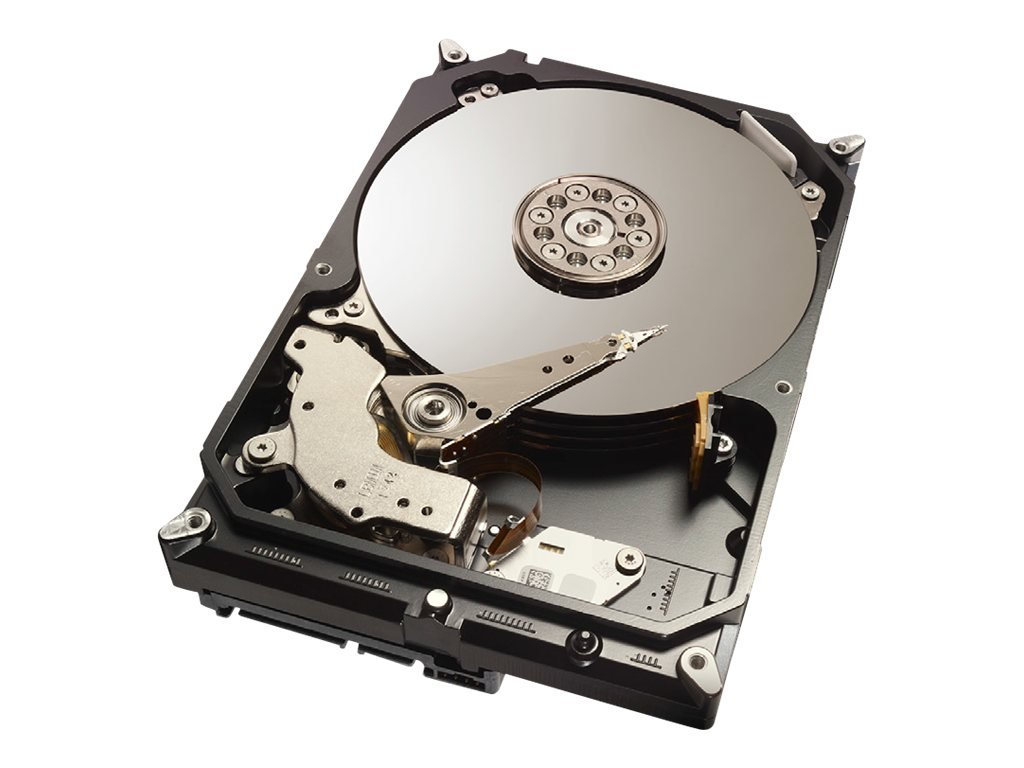 Seagate Desktop 1 TB Solid State Hybrid Drive SATA 6 GB with NCQ 64 MB Cache 3.5 Inch (ST1000DX001) product image