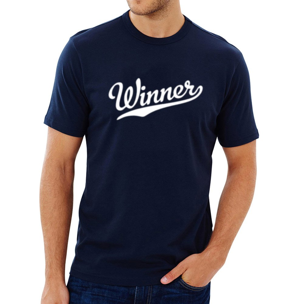 Loo Show S Winner Vector Design Casual T Shirts Tee