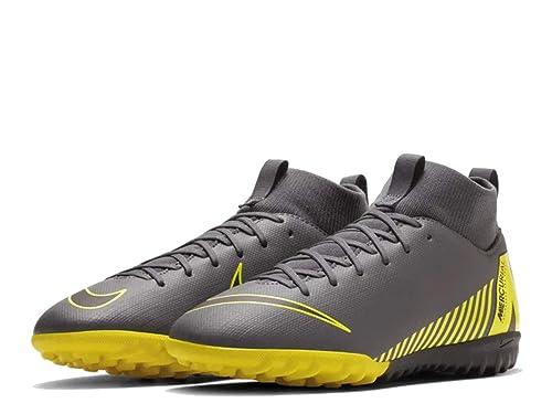 half off 99d5f 9085d Nike Junior Mercurial Superfly X VI Club TF Artificial Turf Soccer Shoe (1  M US
