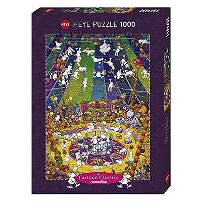 Heye Puzzle Circo Folle 1000 Pezzi 29755