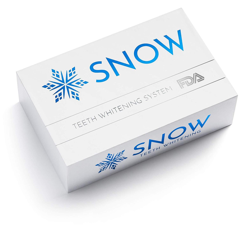 Amazon Com Kit De Blanqueamiento De Dientes De Nieve Sistema