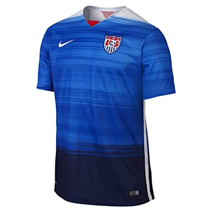 4c35c595a Nike USA Stadium Away Jersey (GAME ROYAL LOYAL BLUE FOOTBALL WHITE FOOTBALL