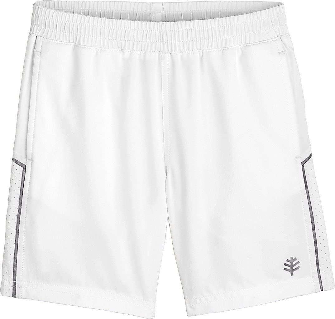 Boys Outpace Sport Shorts 2.0 Sun Protective Coolibar UPF 50