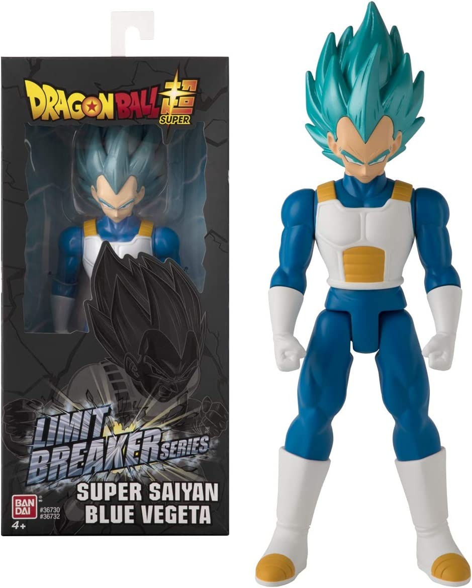 Dragon Ball- Vegeta Super Saiyan Blue Limit Breakers, Multicolor ...