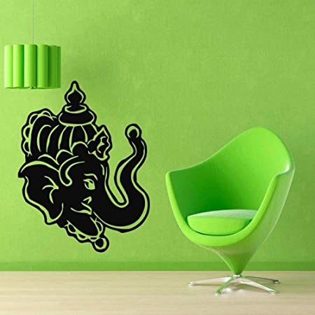guijiumai Dctal Yoga Club Sticke Elephant Decal Posters Yug ...