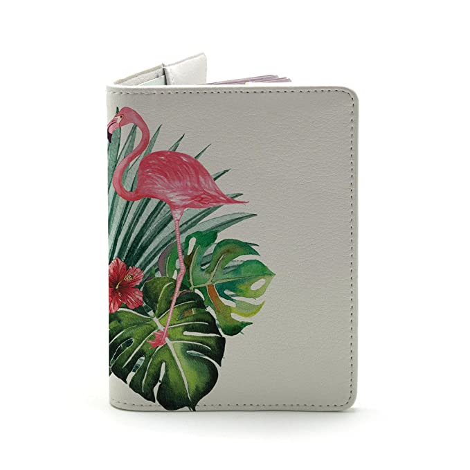 095a520f3041 GREENERY COLLECTION - Personalized Passport Holder