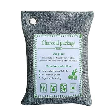Kühlschrank Geruchsentferner Aktivierte Bambuskohle Deodorant Box Luftreiniger