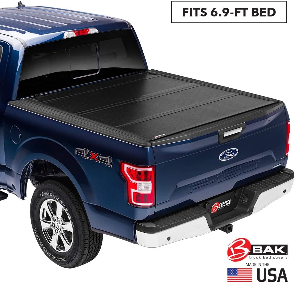 fits 17-19 Ford F-250//F-350//F-450 Super Duty 66 Bed TruXedo Edge Soft Roll-up Truck Bed Tonneau Cover 879101