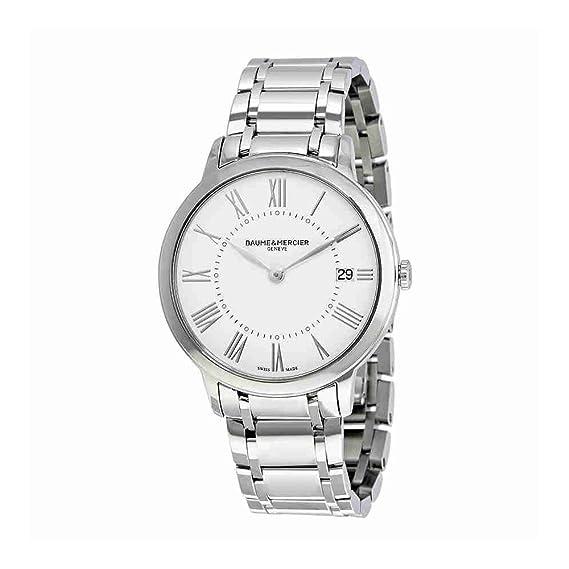 Baume y Mercier Classima ejecutivos – Reloj de cuarzo para mujer moa10261