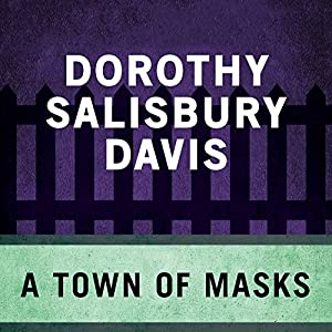 A Town of Masks Audiobook
