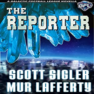 The Reporter Audiobook