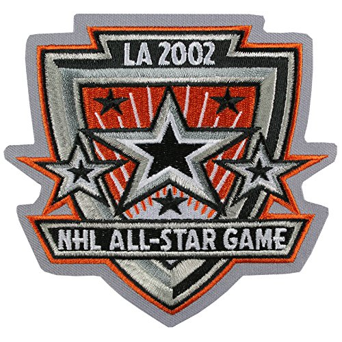 2002 Nhl All Star Jersey - 2002 NHL All Star Game Jersey Patch Los Angeles Kings