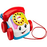 Walmart.com deals on Fisher-Price Chatter Telephone w/Ringing Sounds FGW66