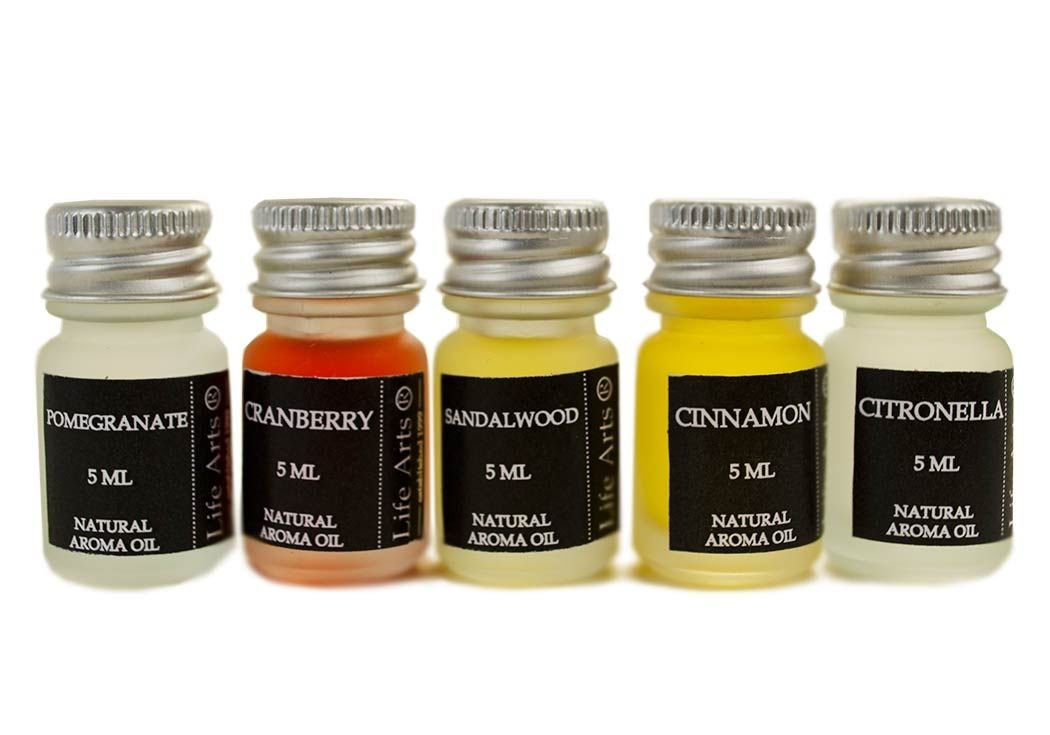 Profumo Aceite de aroma Alegría Festiva 5cc Fragancia Natural - Pack de 5 (4cm x 2cm): Amazon.es: Hogar