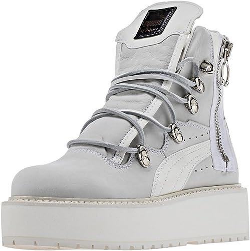puma fenty platform boots