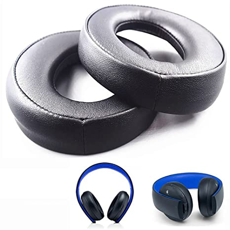 Almohadillas de Repuesto para Auriculares inalámbricos Sony Gold PS3 PS4 7.1 Virtual Surround CECHYA-0083