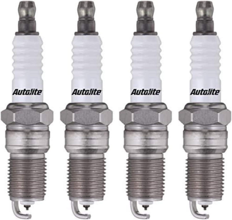 New 4 x Autolite XP3923 Spark Plugs Iridium