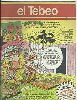 El Tebeo edicion 1991 numero 045: Varios: Amazon.com: Books