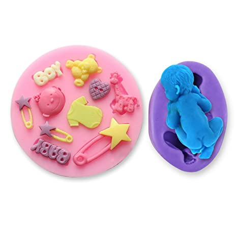 SurePromise One Stop Solution for Sourcing Silicona Decoración De Pasteles Fondant Molde de Bakeware cumpleaños bebé