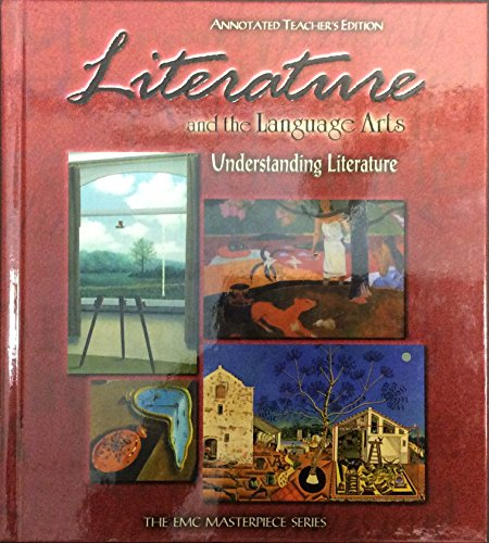 Literature and the Language Arts; Understanding Literature (Annotated Teacher's Edition)