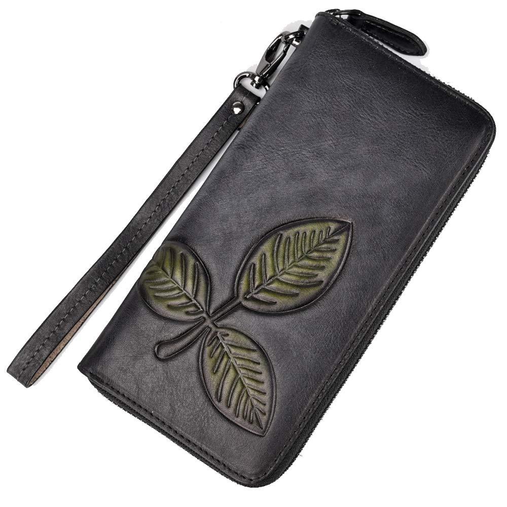 AMPOSSINO Genuine Leather...