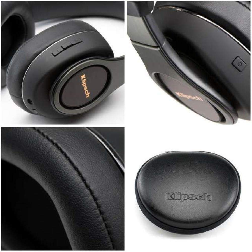 Kuripushu Klipsch Bluetooth Headphone Reference Over Wiring Diagram Ear Black Klrfovb111 Japan Used Lik Home Audio Theater