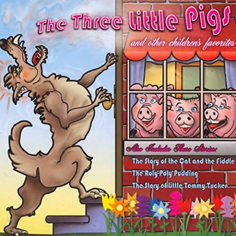 The Three Little Pigs and Other Children's Favorites (David Allen Audio)