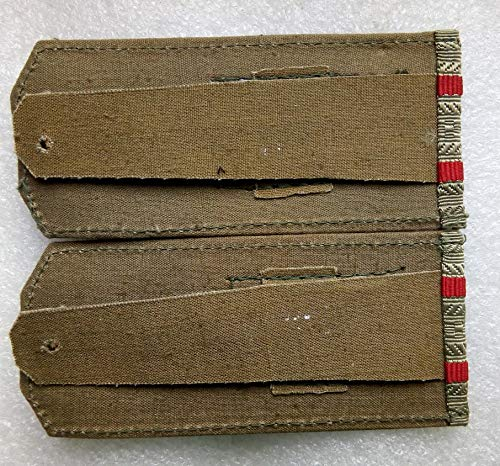 Shoulder straps Major military topographic service For shirt USSR Soviet Union Russian Armed Forces Military Uniform Cold War Era