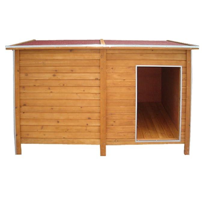 XL Caseta aislado con Wind Fang 150 x 95 x 103 cm: Amazon.es: Productos para mascotas