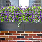 Artificial-Flowers-Fake-Outdoor-UV-Resistant-Plants-Faux-Plastic-Greenery-Shrubs-Indoor-Outside-Hanging-Planter-Home-Kitchen-Office-Wedding-Garden-Dcor