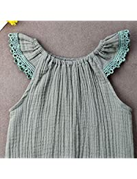dff09702f3e Amazon.ca  Green - Rompers   Bodysuits   One-Piece Suits  Clothing    Accessories