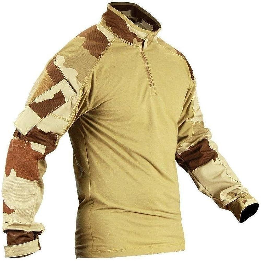 Camisa de combate camuflaje Desert Arktis Atlas beige medium: Amazon.es: Ropa y accesorios