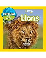 Explore My World: Lions (Explore My World)