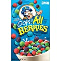 Cap'N Crunch Cereal, Oops! All Berries, 15.4oz